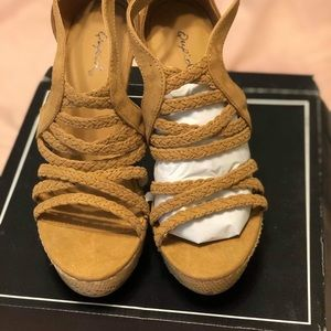 Qupid Shoes - Brand new Wedges